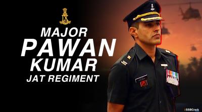 Major Pawan Kumar