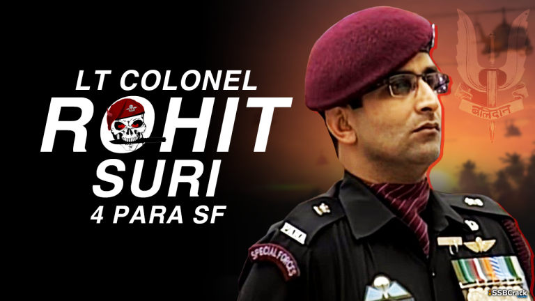 Major Rohit Suri