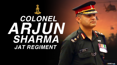 Colonel Arjun Sharma