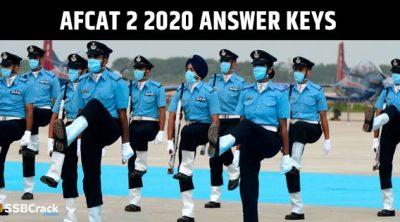 AFCAT-2-2020-Answer-Keys
