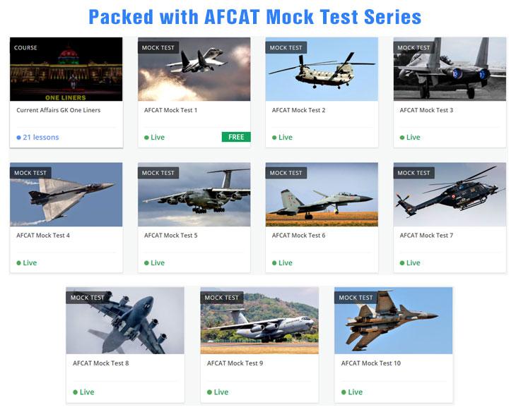afcat-mock-tests-online