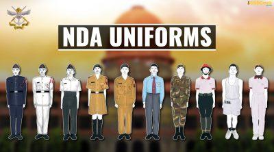 NDA Cadets Uniform