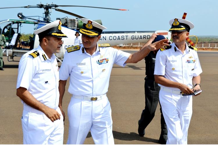 indian coast guard notification 2020