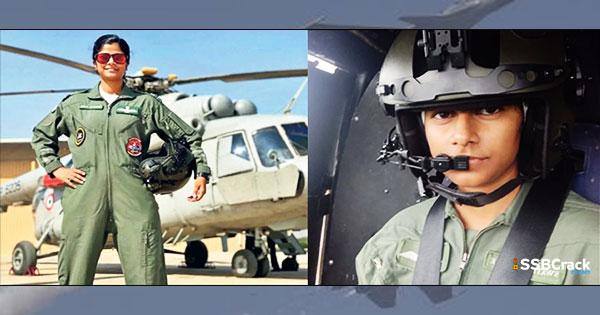 Flight Lieutenant Swati Rathore