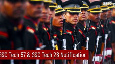ssc-tech-57-notification