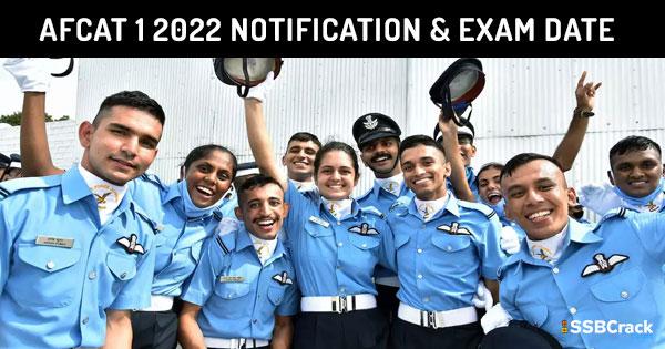 AFCAT-1-2022-Notification-&-Exam-Date