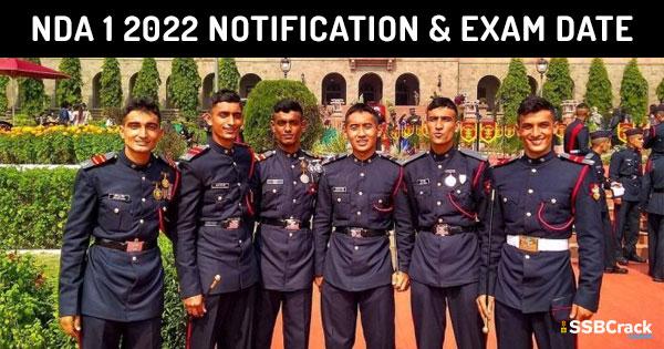 NDA-1-2022-Notification-&-Exam-Date