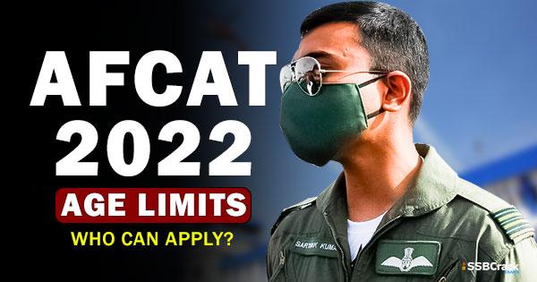 afcat-2022-age-limits